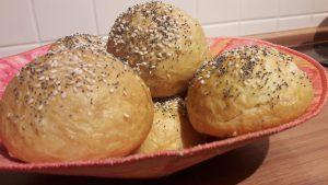 Read more about the article Laugenbrötchen nach Muddern's Rezept