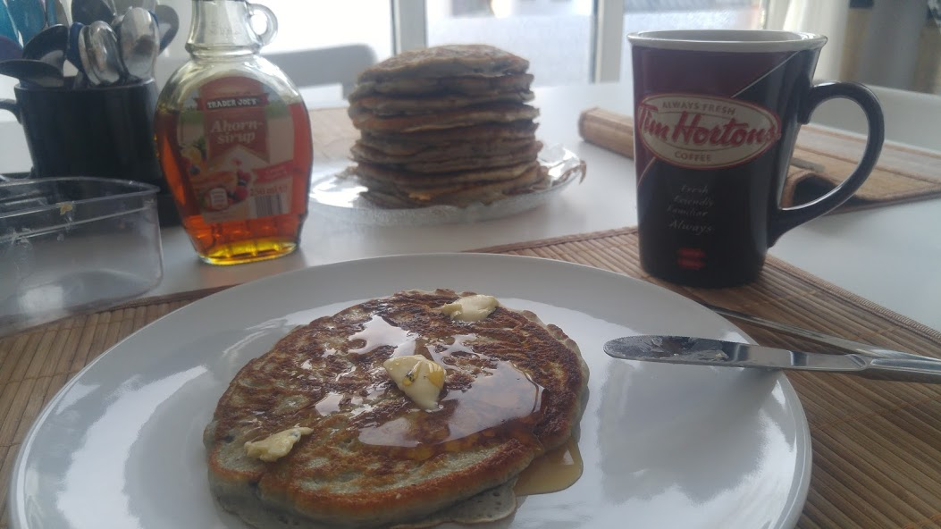 Miss L's Pancake Rezept